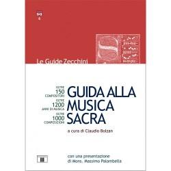 Guida alla Musica Sacra a cura di Claudio Bolzan - ZECCHINI ED.