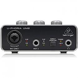 Scheda audio BEHRINGER UM2