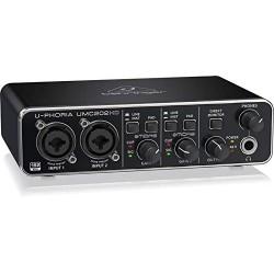 Scheda audio BEHRINGER UMC202HD