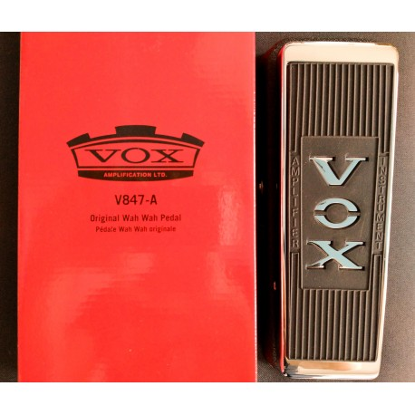 VOX V847-A pedale Wah Wah