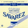 Set corde SAVAREZ New Cristal Corum Hard Tension