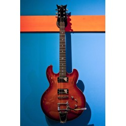 Chitarra elettrica DBZ Imperial con ponte Bigsby