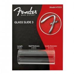 Fender FGS3 Glass Slide thick medium