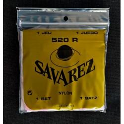 Set corde Savarez - 520R Tensione Normale