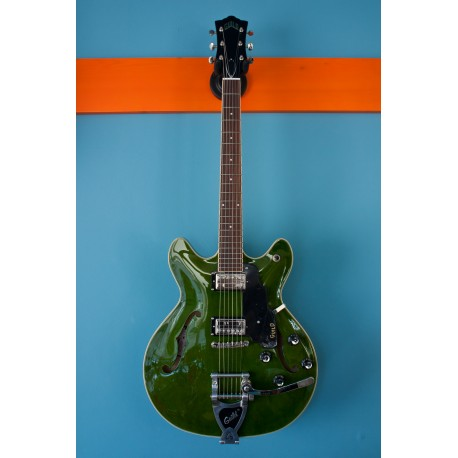 GUILD Starfire I Dc Emerald Green
