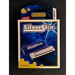 Armonica in RE- Silverstar HONHER