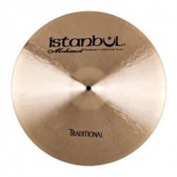 ISTANBUL MEHMET - Traditional - Crash medium 14""