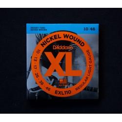 Set corde Daddario EXL110 - 010/046