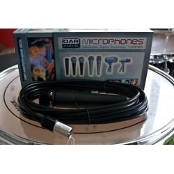 Microfono Dinamico PL07 DAP