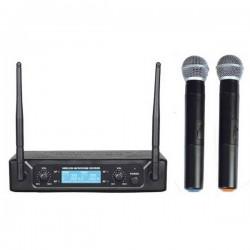 ZZIPP TXZZ512 kit radiomicrofono doppio n.2 gelato