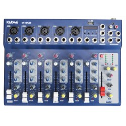 Mixer KARMA 4707 USB NO EFX