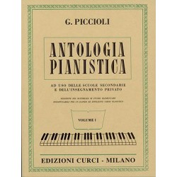 Antologia Pianistica Vol. 1 - Ed. CURCI