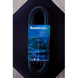 Cavo Jack Speaker 10 mt ROCKCABLE