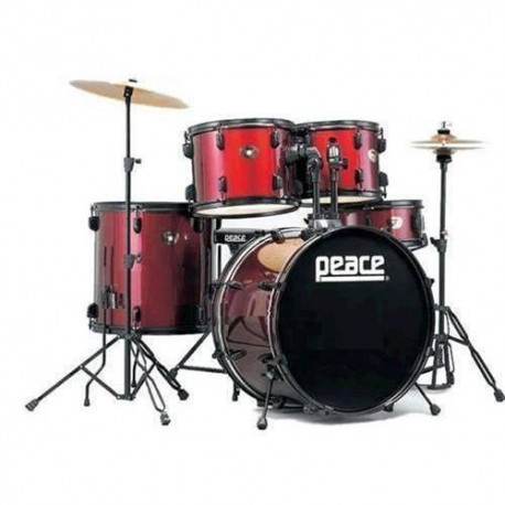Batteria PEACE Celebrity Series RED