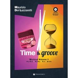 TIME&GROOVE Workout Vol.1 - Maurizio Dei Lazzaretti