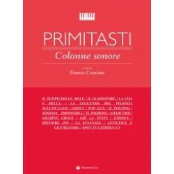Primi tasti colonne Sonore di Franco Concina - Ed. VOLONTE'