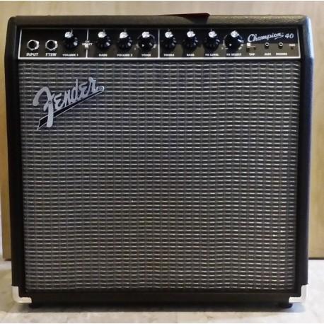 Amplificatore chitarra FENDER Champion 40