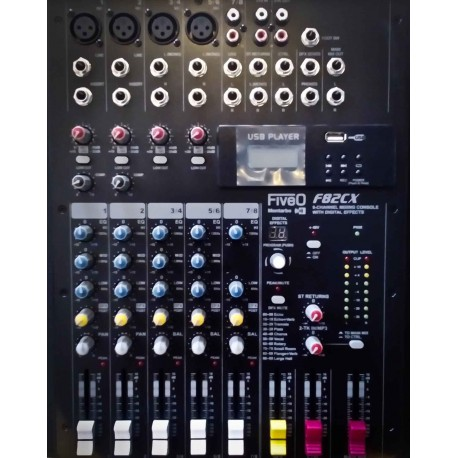 Mixe FiveO MONTARBO F82CX