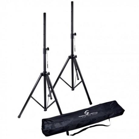Kit stativi per diffusori con borsa SPST-SET80-BK