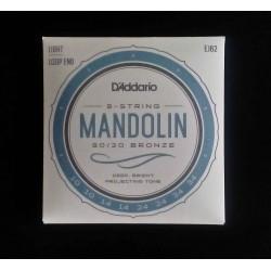 Set corde mandolino DADDARIO EJ62