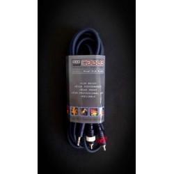 DAP FL30 cavo audio n.2 RCA - n.1 mini jack - mt 1,50